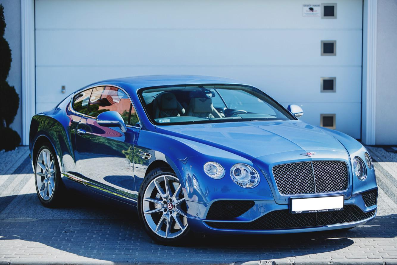 Bentley Continental GTS 2018 4.0T 520km
