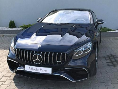 Mercedes S 63 Amg Coupe 2019 4.0l  612km